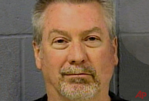 Drew Peterson Mugshot - Photo / AP, FILE