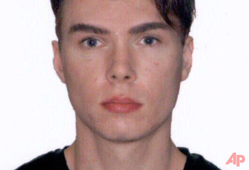Luka Rocco Magnotta Photo / AP, Interpol