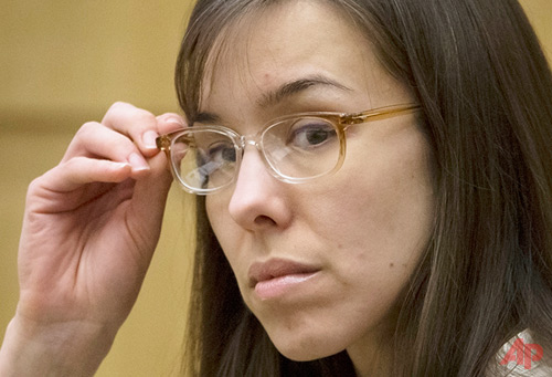 Jodi Arias May 1, 2013 Photo / AP - The Arizona Republic Mark Henle Pool