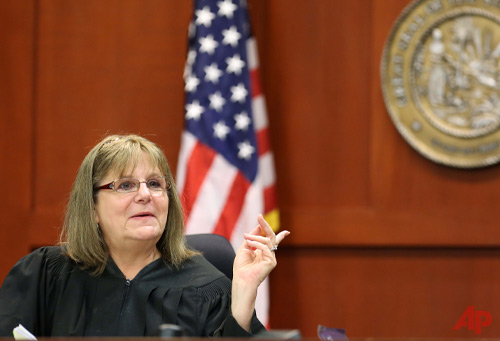 Judge-Debra-Nelson-June-18-2013-PhotoAPOrlando-Sentinel,-Joe-Burbank-Pool