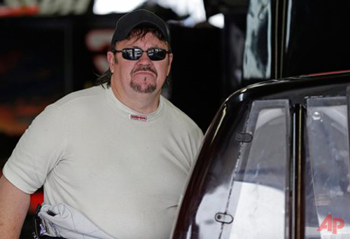 Mike Harmon May 16, 2013 Photo /AP  Chuck Burton, File