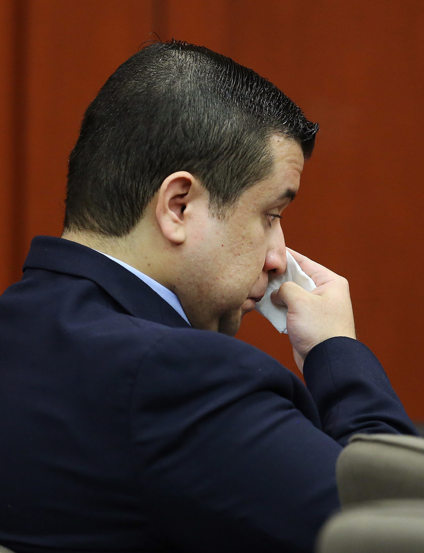 George Zimmerman July 12 2013PhotoAP Orlando Sentinel Joe Burbank Pool