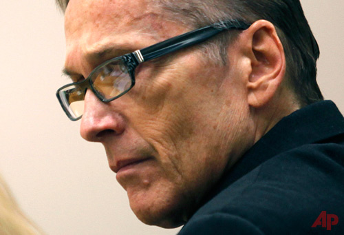 Martin MacNeill during his trial in Judge Derek Pullan's 4th District Court in Provo, Utah, Tuesday, Oct. 22, 2013. Photo-AP-The-Daily-Herald-Mark-Johnston-croped