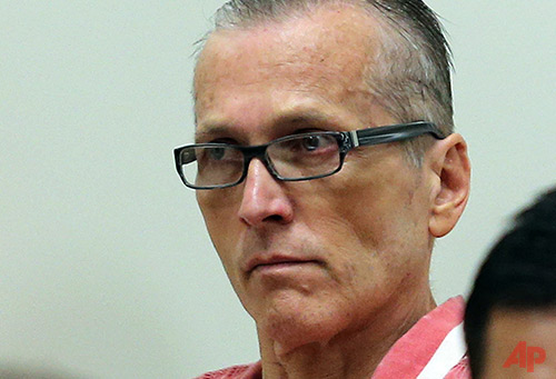 In this Sept. 15, 2014 file photo, Martin MacNeill listens as he is sentenced by Judge Samuel D. McVey in Fourth District Courtin Provo, Utah. The Utah doctor convicted of killing his wife was sentenced to one to 15 years in prison in a separate sexual abuse case. He is facing up to life in prison at a sentencing hearing scheduled for Friday, Sept. 18, 2014. MacNeill was found guilty of giving his wife Michelle drugs prescribed after cosmetic surgery and leaving her to drown in the bathtub of their home in 2007 so he could begin a new life with his mistress. The long-awaiting sentencing comes after a Provo judge denied a request for a new trial. (AP Photo/Deseret News, Tom Smart, Pool, File)