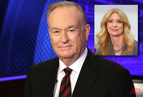"In this Oct. 1, 2015 file photo, Bill O'Reilly of the Fox News Channel program ""The O'Reilly Factor,"" poses for photos in New York. O'Reilly didn't discuss harassment allegations detailed against over the weekend in his first show back at work, Monday, April 3, 2017. A story on Sunday by The New York Times outlined how five women who said O'Reilly had either sexually harassed or verbally abused him had been paid a total of $13 million in settlements. (AP Photo/Richard Drew, File)"