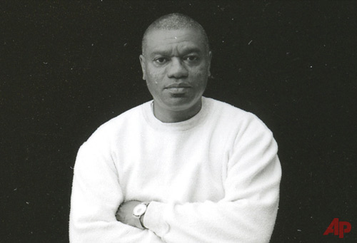 """This 1999 file image scanned from a contact sheet provided by the Innocent Project shows Wilbert Jones during a portrait session. Jones, who has spent nearly 50 years in prison, could be freed Tuesday, Nov. 14, 2017. State District Court Judge Richard Anderson threw out Jones' conviction in the rape of a nurse on Oct. 31, saying authorities withheld evidence that could have exonerated Jones decades ago and the case against him was """"weak, at best."""" (Deborah Luster/The Innocence Project via AP, File)"""